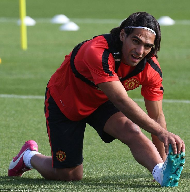 Radamel Falcao insists he has recovered from the cruciate ligament injury that forced him to miss the 2014 World Cup in Brazil