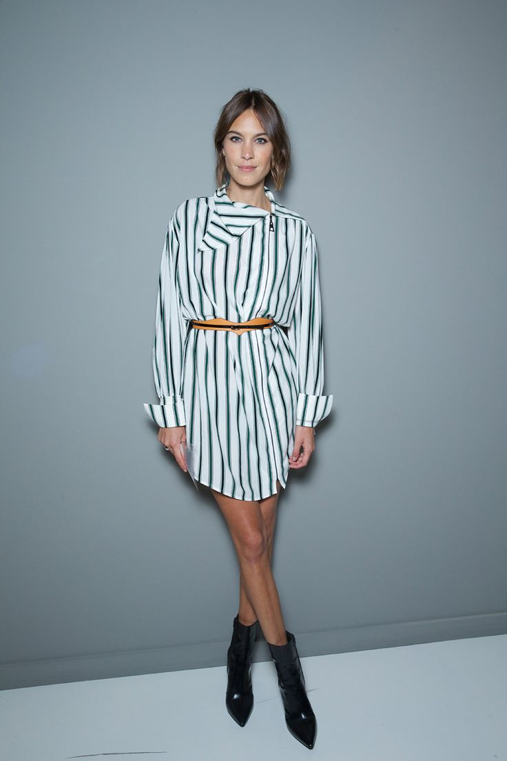 London Fashion Week, front row: The 20 best-dressed stars at the Spring 2016 shows | At the shows | FASHION Magazine |