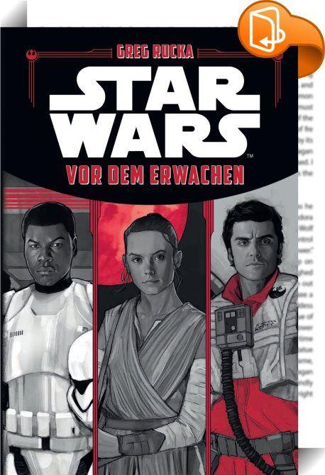 Star Wars: Vor dem Erwachen    ::  Der neue Star Wars Kino-Blockbuster ist bekanntlich rund dreißig Jahre nach den Ereignissen aus Die Rückkehr der Jedi-Ritter angesiedelt, was in der gesamten Fanweltdie Frage aufwirft: Was ist in der weit entfernten Galaxis in eben jener Zeit passiert? Erste Antworten finden sich in diesem Jugendroman, der in spannenden Episoden Einblicke in das Leben der neuen Hauptfiguren Finn, Rey und Poe gewährt ... in den Tagen, Wochen und Monaten VOR dem Erwache...