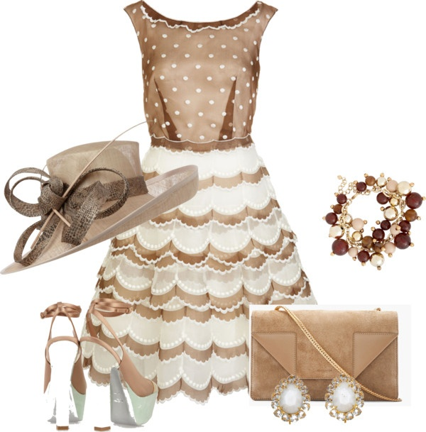 """""""Just A Pretty Dress"""" by sherryvl on Polyvore"""