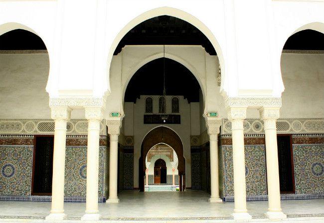 Grande Mosquée de Paris | Visite guidée