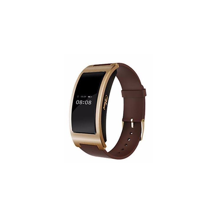 Smart Watch w/ Blood Pressure & HR Monitor in Gold | Buy New Arrivals