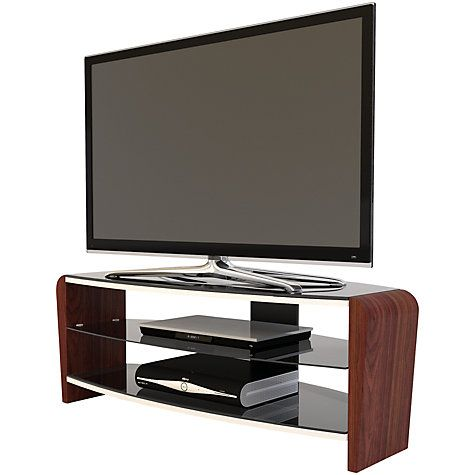 """Buy Alphason Francium 110 TV Stand for TVs up to 50"""" Online at johnlewis.com"""