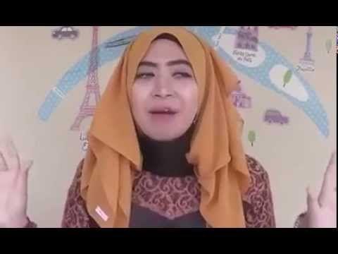 Model Jilbab Untuk Wisuda Dan Cara Memakainya