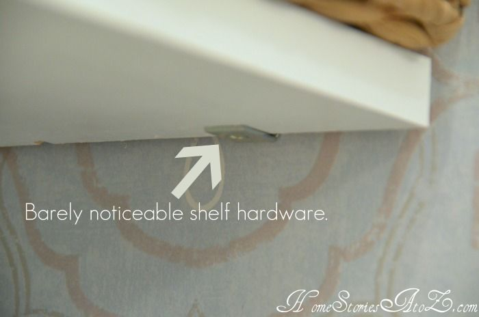 DIY Floating Shelf Installation