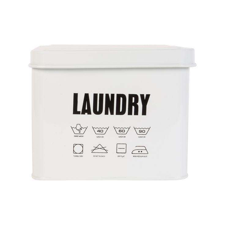 Vaskepulverboks Laundry | Kremmerhuset #Kremmerhuset #Interior #Inspiration