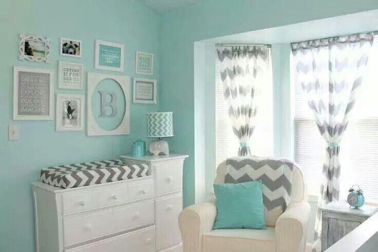 Sweet babys room