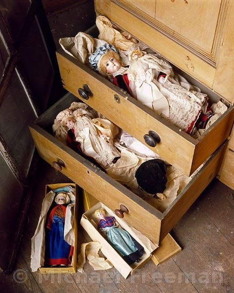 Nursery, Calke Abbey | Antique Nurseries | Pinterest