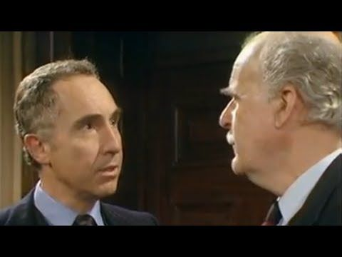 You're a banker - Yes, Minister - BBC  Great commentary on bankers.