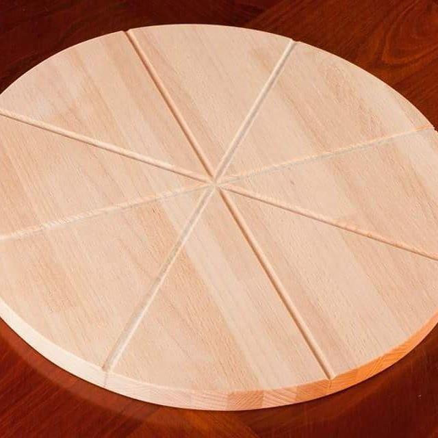 Tagliere pizza! #legno #faggio #artigianato #pizza