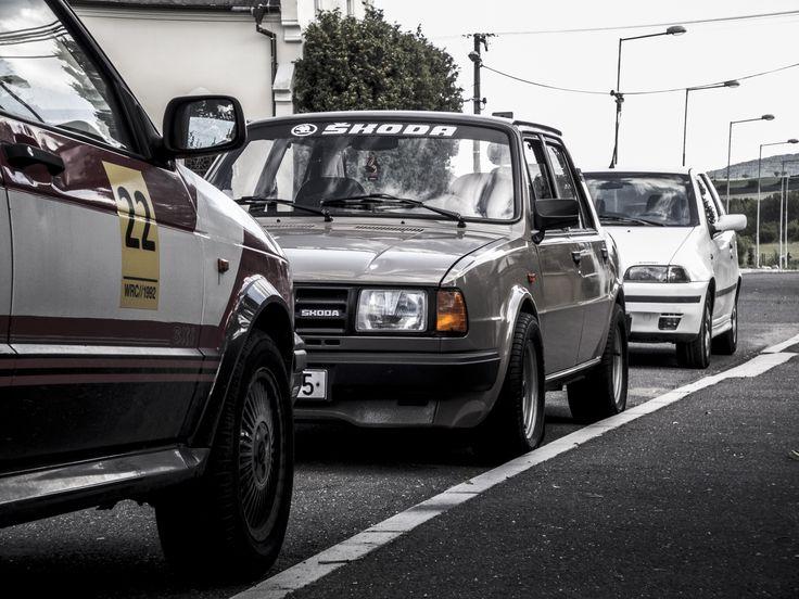 friend's Škoda 120