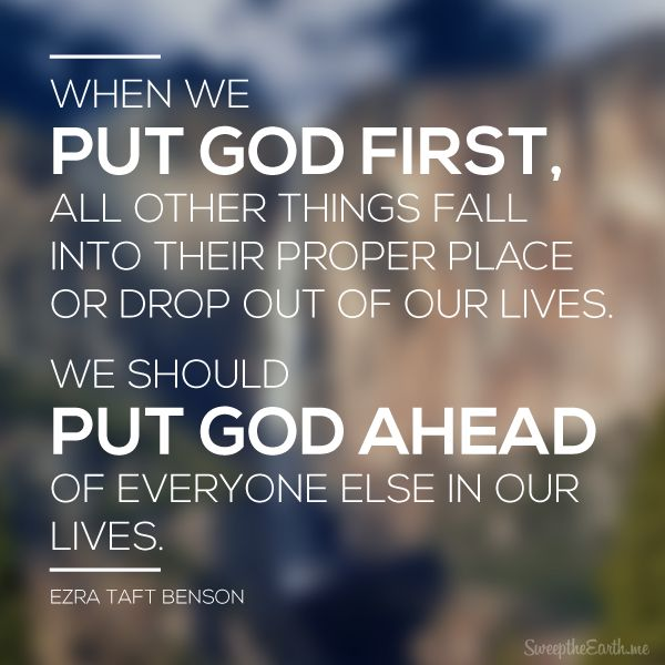 How Do You Put Quotes On Pictures: 25+ Best Ideas About God First On Pinterest