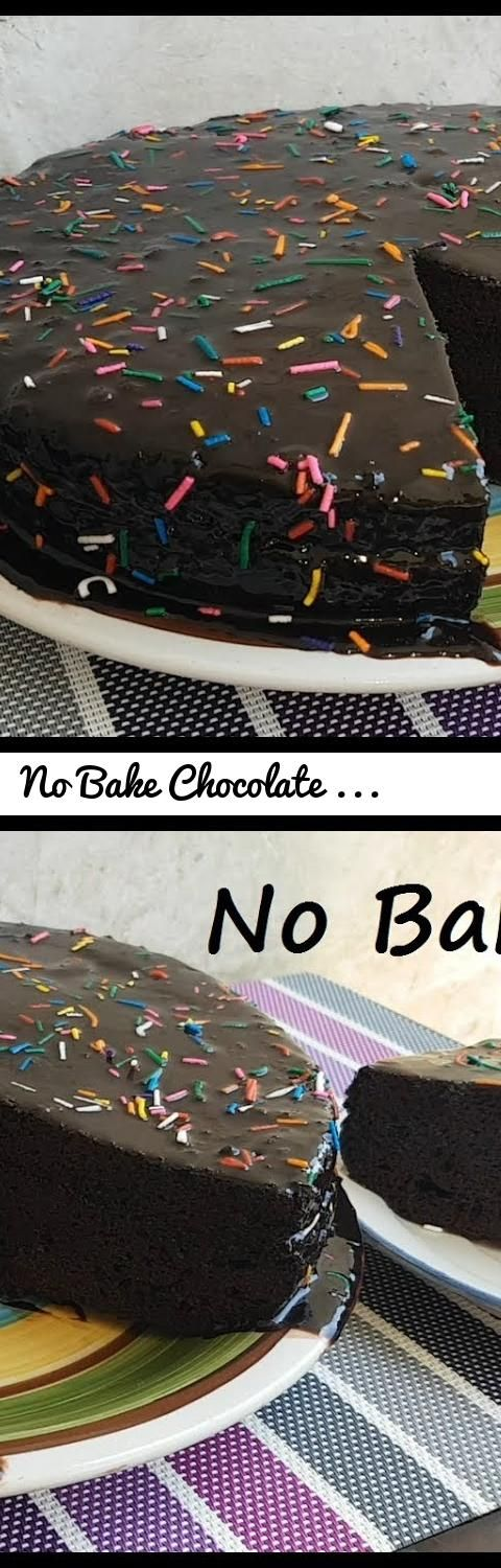 No Bake Chocolate Cake | How to make Chocolate cake | Best Cake... Tags: no bake cake, no bake chocolate cake, no bake moist chocolate cake, cake recipe, chocolate cake, moist chocolate cake, matilda cake, chocolate, chocolate cake recipe, moist chocolate cake recipe, best cake recipe, birthday cake, party cake, cake, easy cake recipe, simple cake recipe, easy cake, simple cake, inexpensive cake recipe, perfect cake, perfect cake recipe, perfect chocolate cake, best chocolate cake recipe…