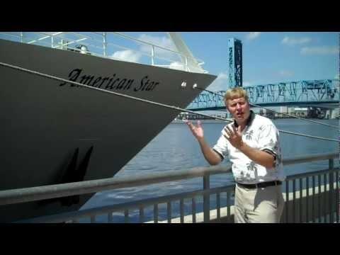 @scottlara1961 on the  American Cruise Lines American Star