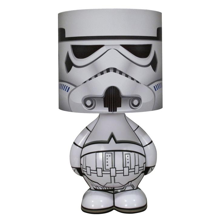 Fab.com   Stormtrooper Character Lamp