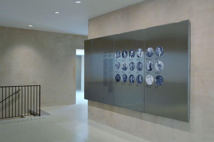 Inoccasione del restauro del Museo Bailo di Treviso, ad opera diStudiomas e Heinz Tesar, Metodo studio è stato incaricato dellaprogettazione grafica della segnaletica interna del Museo.