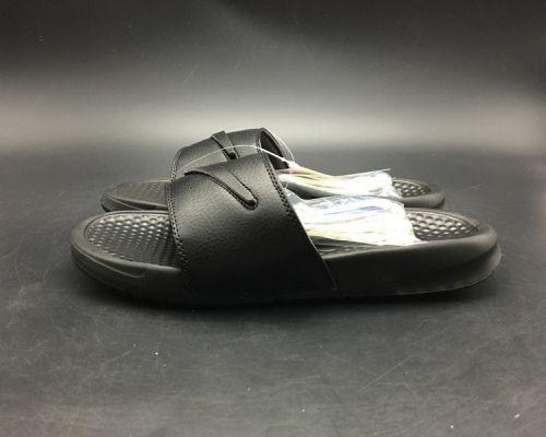 online retailer d1a99 d1197 Cheap Priced Nike Benassi JDI LTD Slider Swoosh Pack  Black - Mysecretshoes