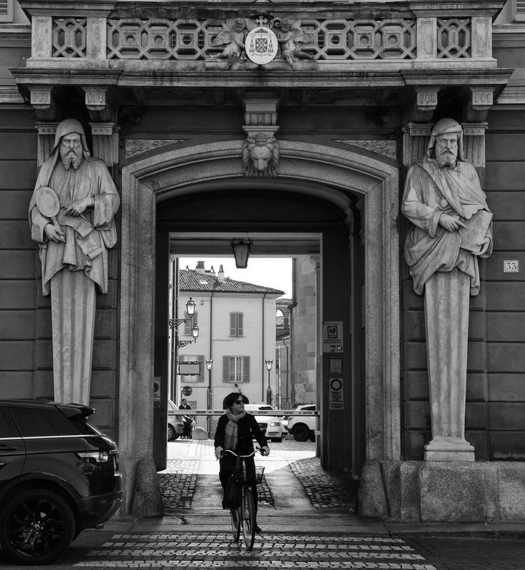 Piacenza on the street.. by Fabio Marciano on 500px