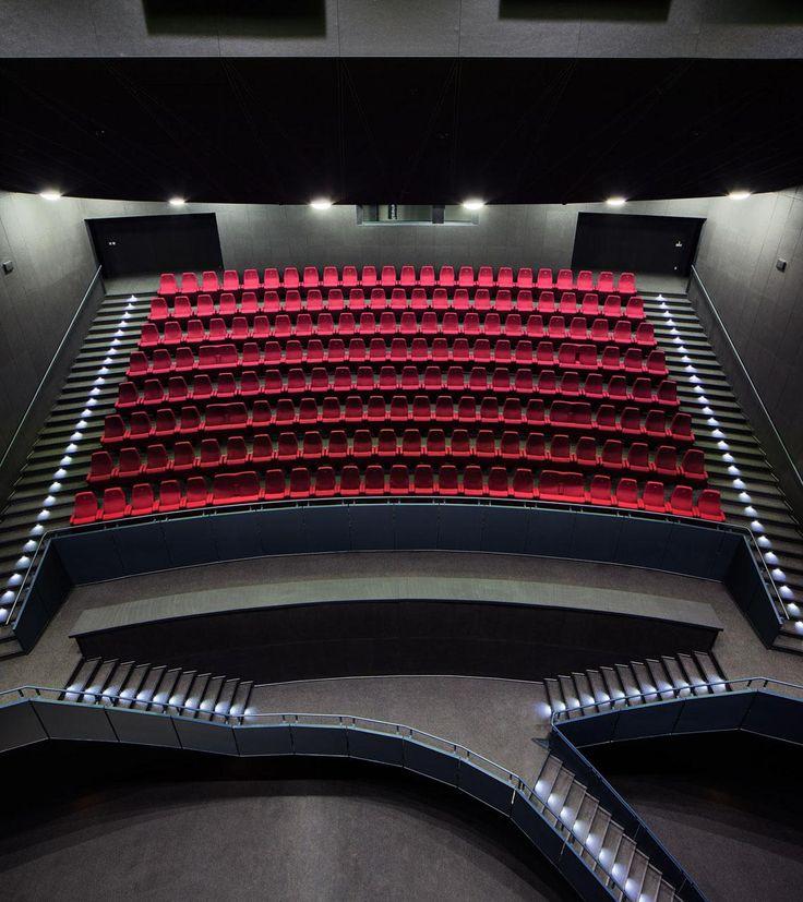 Josef Pleskot - Svět techniky - Science and Technology Centrum v Ostravě - foto interiéru © Tomáš Souček
