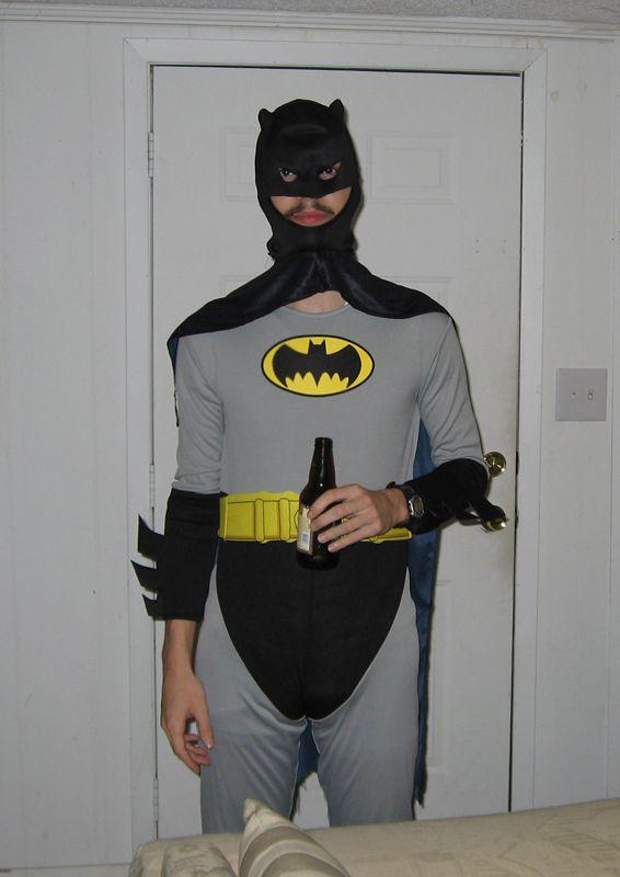 Alkoholisoitunut supersankari