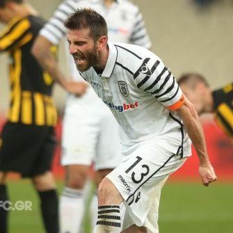 Εικόνες από το ΑΕΚ-ΠΑΟΚ - PAOKFC