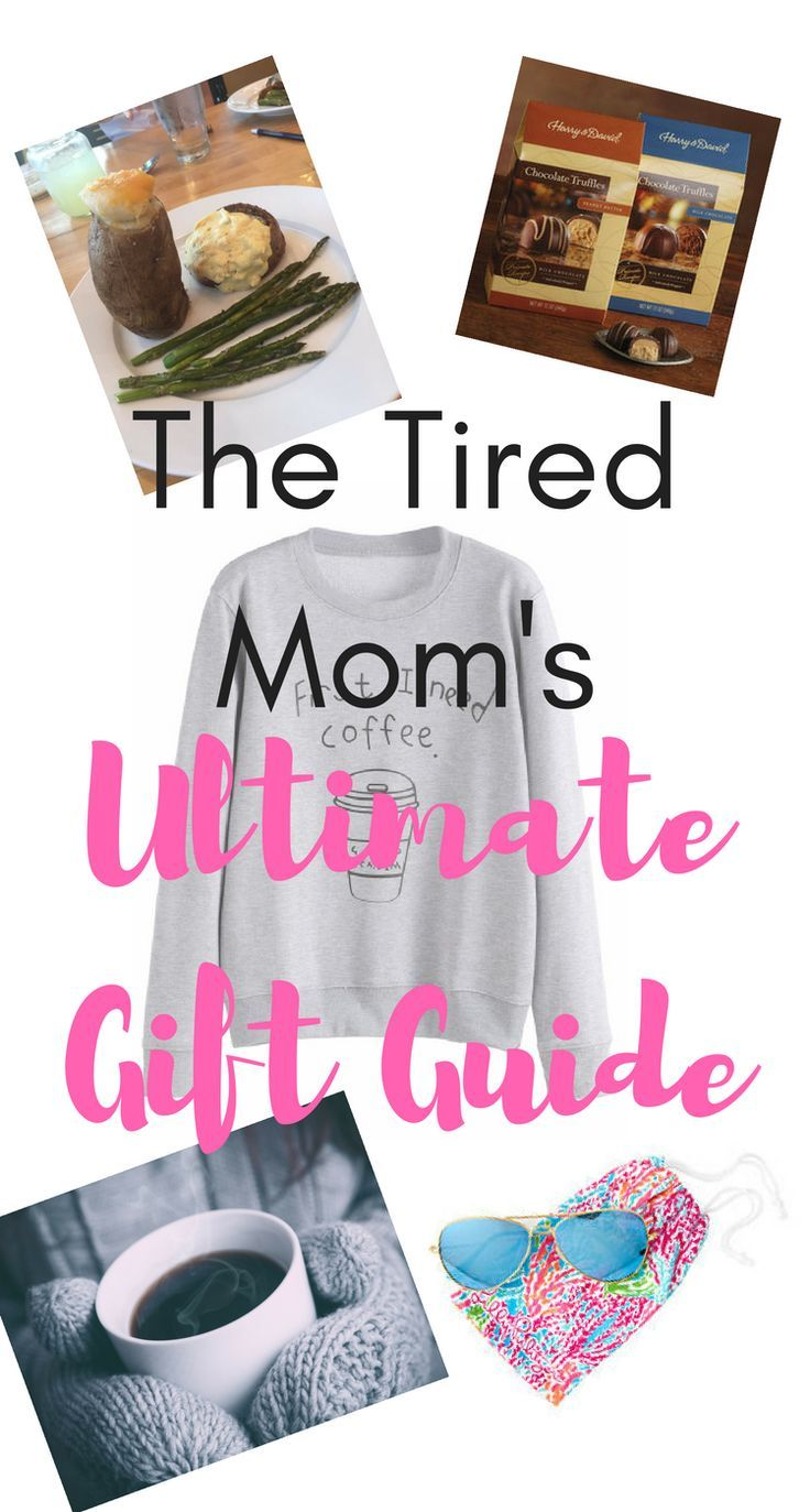 Best Christmas Gift For Wife Part - 48: Christmas Gift Guide For Tired Mommas Everywhere