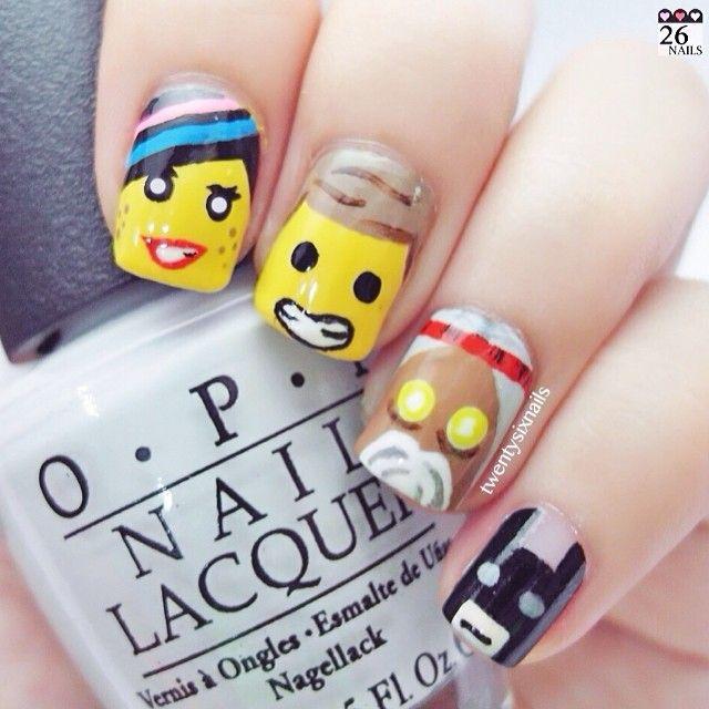 lego nails