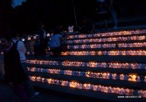 Festivalul Luminii va fi sâmbătă, la Oradea