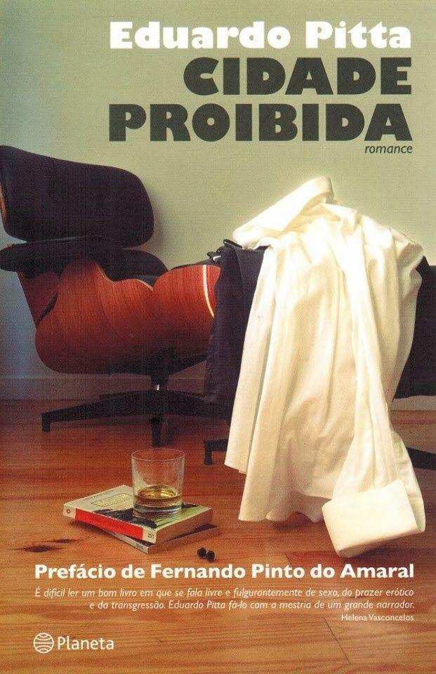 Nova edição de Cidade Proibida, de Eduardo Pitta (2014)