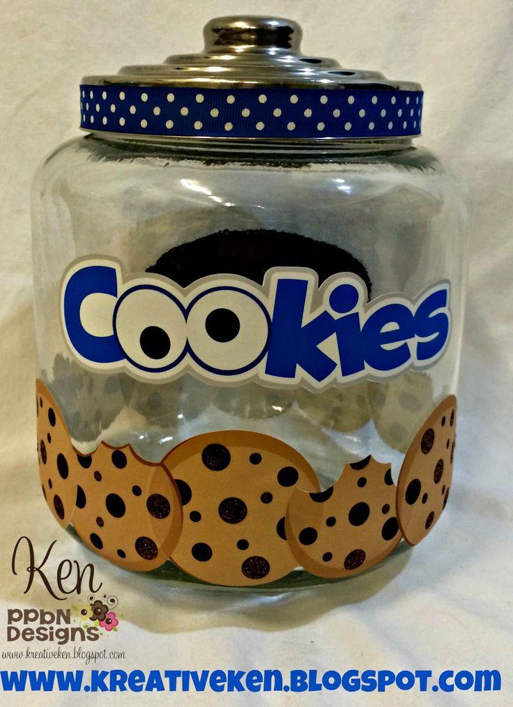 Cookie Monster Jar Crafts I Ve Made Pinterest Jars