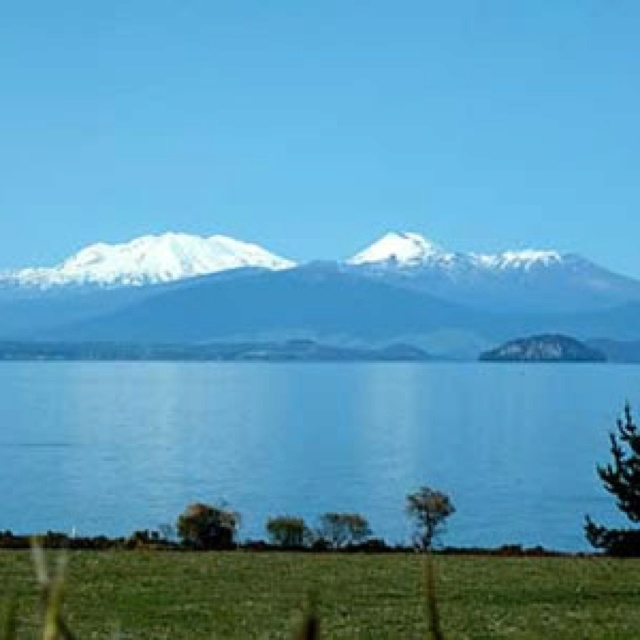 Lake Taupo, New Zealand