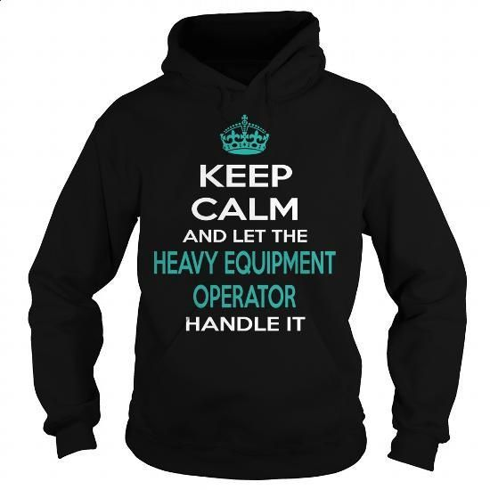 HEAVY EQUIPMENT OPERATOR - #hoodies #yellow hoodie. MORE INFO => https://www.sunfrog.com/LifeStyle/HEAVY-EQUIPMENT-OPERATOR-115815689-Black-Hoodie.html?60505