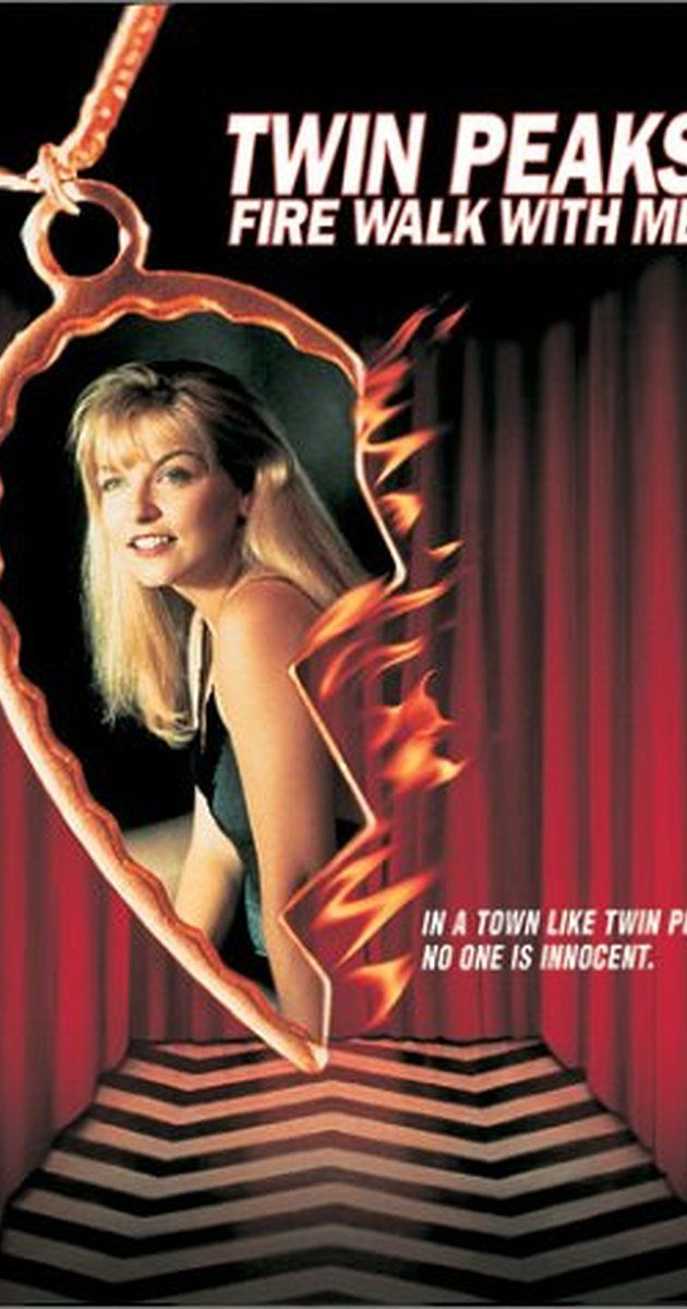 Directed by David Lynch.  With Sheryl Lee, Ray Wise, Mädchen Amick, Dana Ashbrook. A young FBI agent disappears while investigating a murder miles from Twin Peaks that may be related to the future murder of Laura Palmer; the last week of the life of Laura Palmer is chronicled.