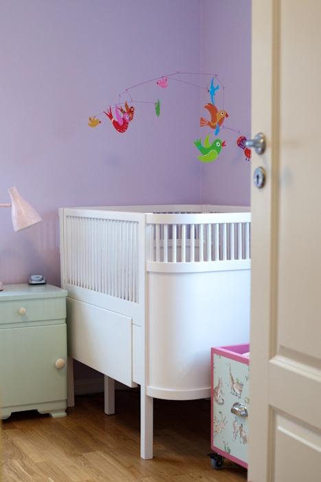 Mathildes room