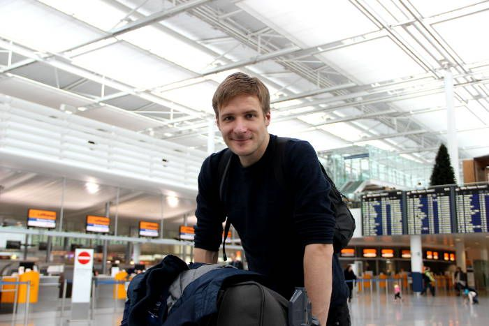 Billig handgepäck koffer günstig