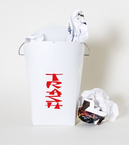 Unique Take Out Trash Bin | Modern Home Decorative Accessories | HOTTT.COM