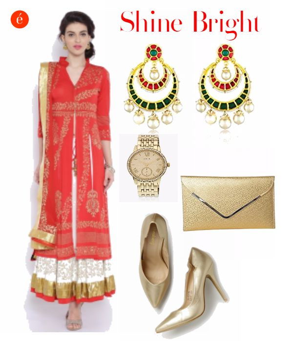 Celebrate Diwali in style. #festive #glamorous #bright #OTT