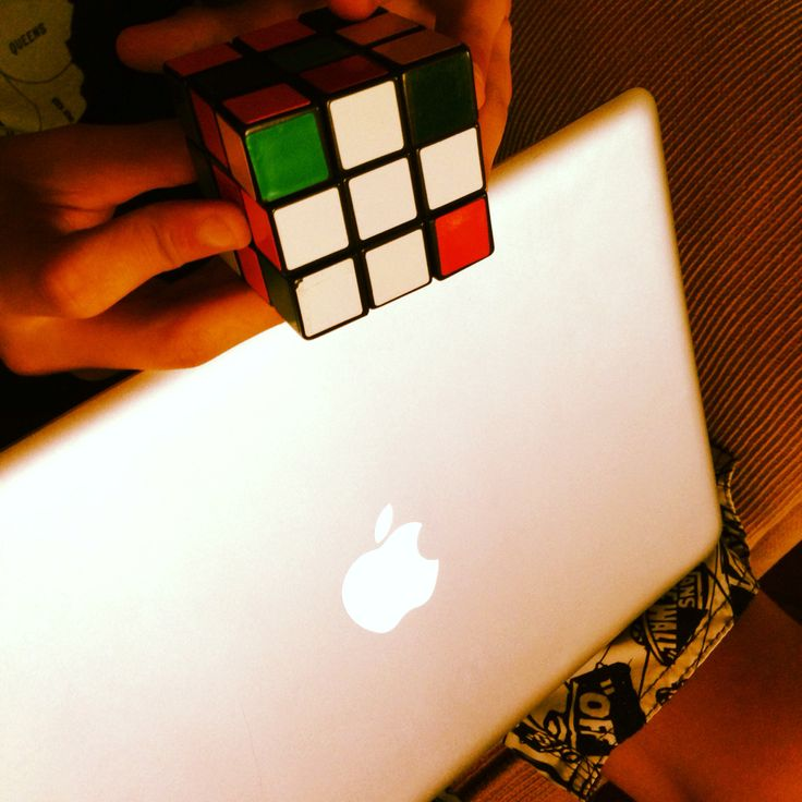 #Rubik & #Apple #Fan  #LifeStyle