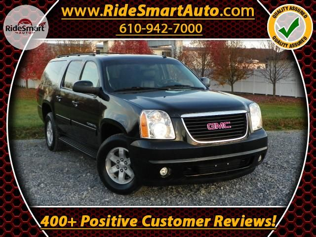 Buy Here Pay Here 2013 GMC Yukon XL SLT 1/2 Ton 4WD for Sale in Downingtown PA 19344 Ride Smart Auto
