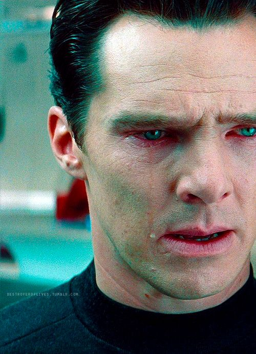 """Is there anything you would not do for your family?"" - Kahn, ""Star Trek: Into Darkness"""