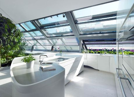 So Fresh And So Clean U2013 Another HI MACS® Kitchen Success · Moderne  KücheninselModernen ...