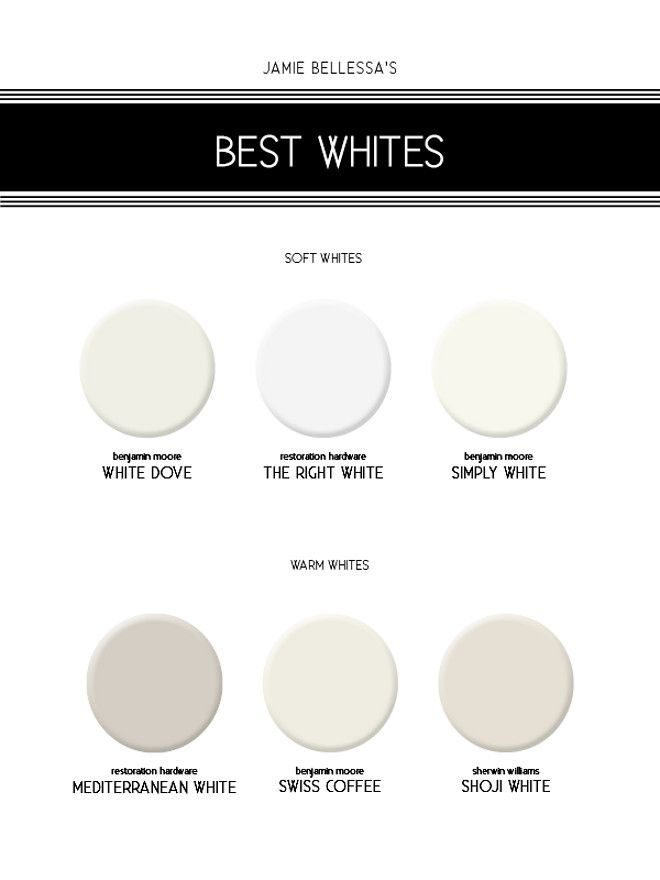 De 387 b sta color palette ideas bilderna p pinterest Best off white paint color