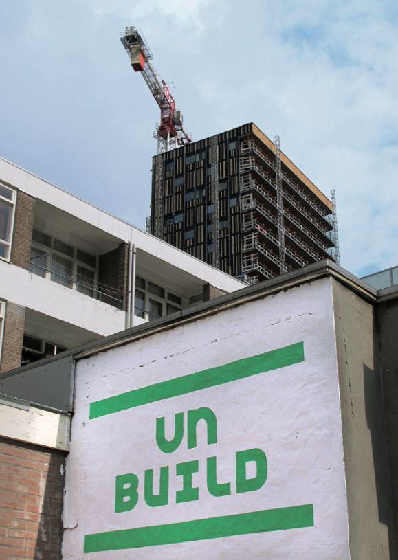 Urban Wasteland Remix, exhibition identity & infographics, 2012