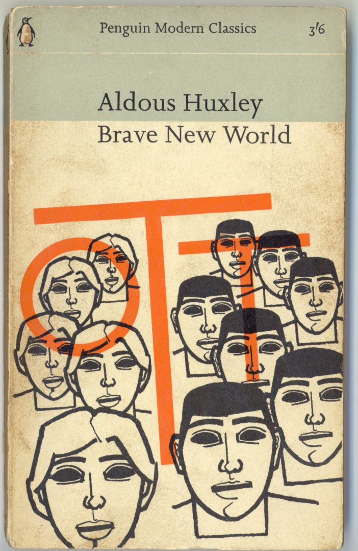 aldous huxley s brave new world creating A teacher's guide to aldous huxley's brave new world 2 table of contents note to teachers 3 about this guide 3 guided reading questions 4.