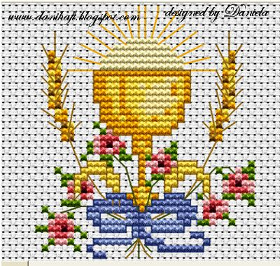 Holy Communion www.danihaft.blogspot.com