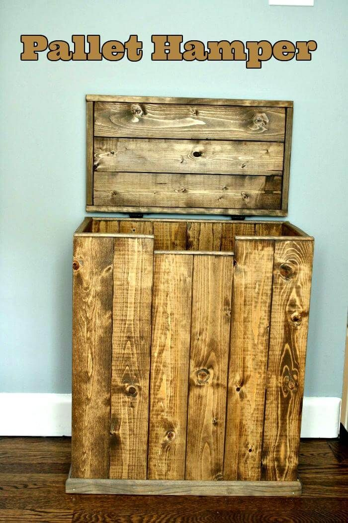 150 Best DIY Pallet Projects and Pallet Furniture Crafts - Page 50 of 75
