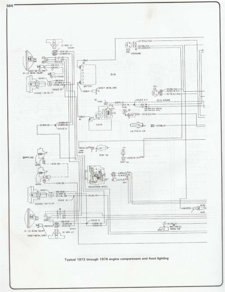 10  1976 Chevy Truck Wiring Diagram1976 Chevrolet Truck