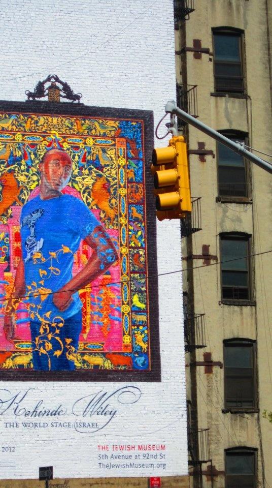 New York; Mural