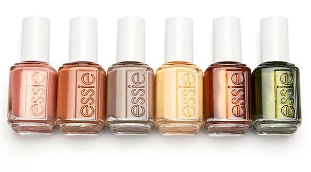Die Herbstkollektion von Essie ist da und ist die perfekte Ergänzung zu Ihrer Wettergarderobe – Beauty at my fingertips
