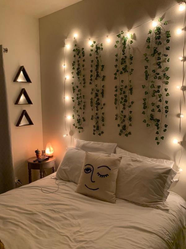 Decorative Vines Set In 2020 Aesthetic Bedroom Room